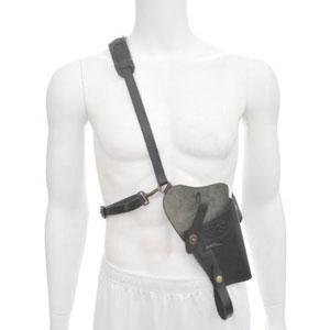 World War Supply Tanker Shoulder Holster