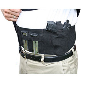 AlphaHolster Belly Band Hand Gun Holster