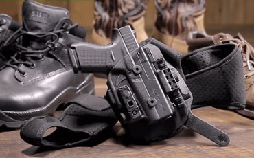 Ankle Holster Featured Image