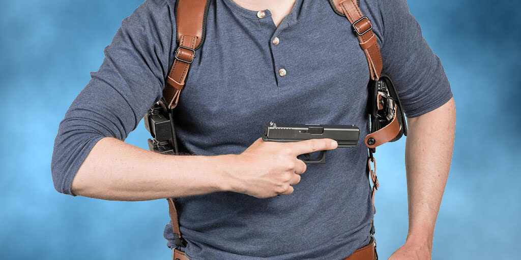 BENEFITS OF USING A SHOULDER HOLSTER