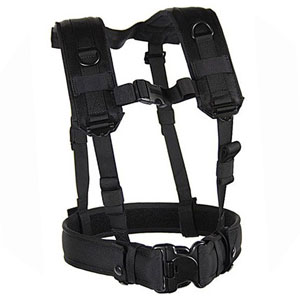 BLACKHAWK! Load Bearing Suspenders/Harness