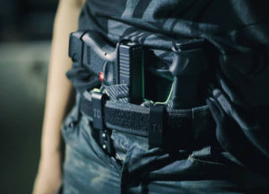 benefits of IWB holster