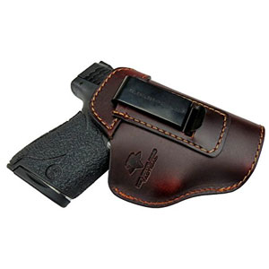 Relentless Tactical Leather IWB Holster