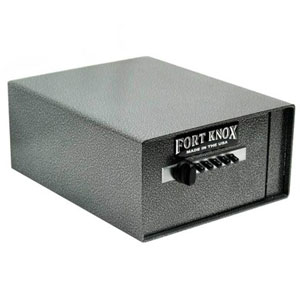 Fort Knox Personal Handgun Safe