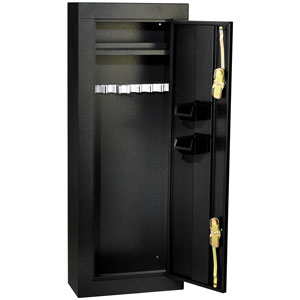Homak 8-Gun Security Cabinet