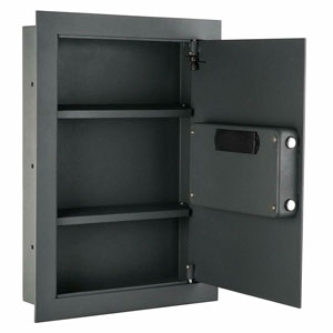 Paragon Lock & Safe 7725 Flat Electronic Wall Safe