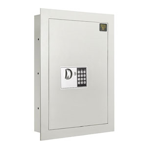 Quarter Master 7700 Flat Electronic Wall Safe