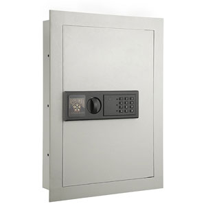 Quarter Master 7750 Electronic Wall Safe