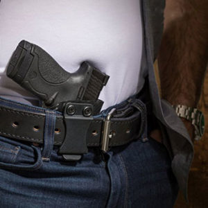 Best Appendix Carry Holsters–(Reviews & Buying Guide 2019)